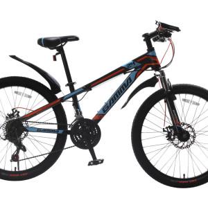 benutzerdefinierte Teile 21 Geschwindigkeiten Stahl Fahrrad 24 Zoll MTB Fahrrad