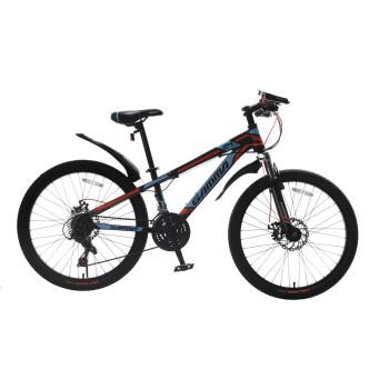 pièces personnalisées 21 vitesses acier vélo 24 pouces vélo vtt