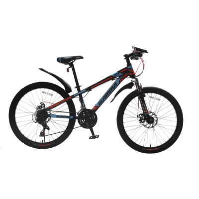custom parts 21 speeds steel bicycle 24 inch MTB bike