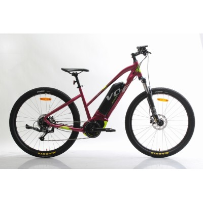 48V 350W motor bike/electric bicycle with removable battery /27.5 inch mountain E-bike disc  brake