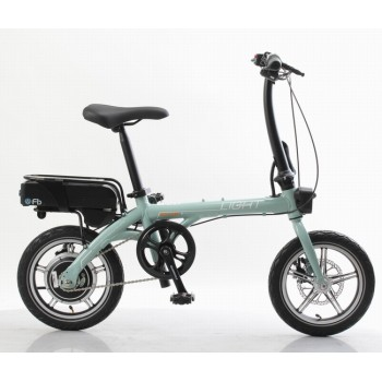 14-дюймовый складной E-bike Motor 250W 48V 12AH