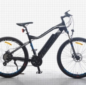 27,5 Zoll Aluminium Mountain Electric Bike Hinterradnabe Motor 36V 300W Scheibenbremse