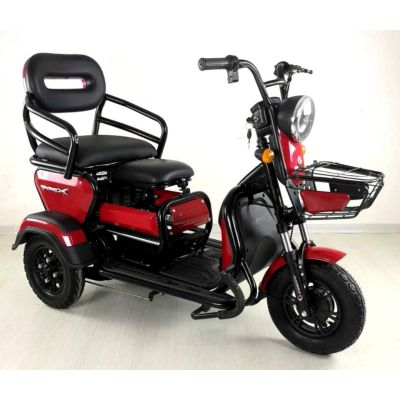 Three  wheel electric tricycle used for passengers