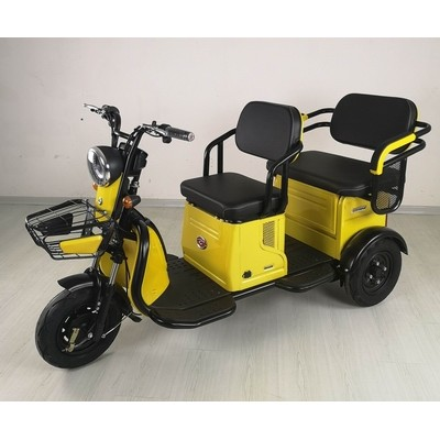 high quality 3wheel disabled electric scooter tricycle for elder people 48V 500W 9 tubes controller