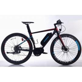 39d6bb7e551 ... aluminum Frame,disc brake, BAFANG-M800 43V 200W,Shimano 43V 5Ah. 700C  Electric bike Aluminum Frame and fork 36V 250W 10.4AH lithium battery