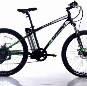 26  Aluminum Frame Suspension fork mtb Electric bike 36V 250W 10.4AH
