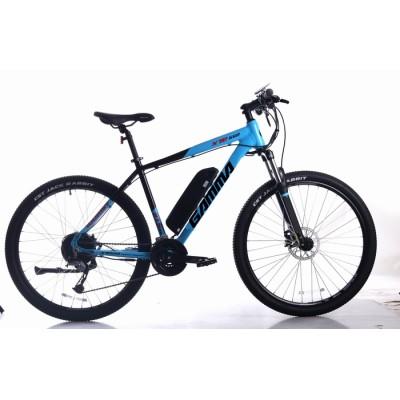 27.5  MTB Suntour Suspension fork Electric bike 36V 350W 10.4Ah