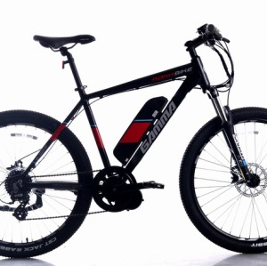 27.5 inch Aluminium frame Electric bike 36V 350W 10.4Ah