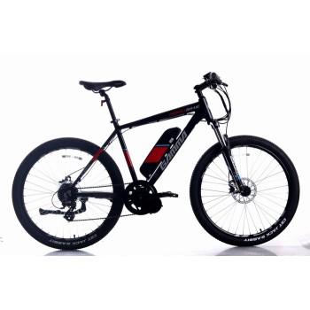 Cadre en aluminium de 27,5 pouces Vélo électrique 36V 350W 10.4Ah
