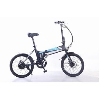 20 Aluminium Folding E-bike disc brake  36V 250W 7.2AH