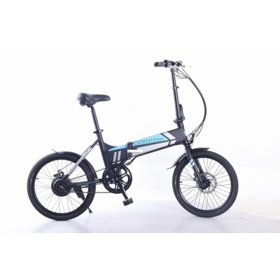20 Aluminium Folding E-bike disc brake  36V 250W 7.2AH