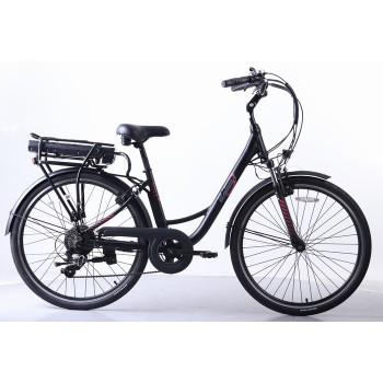 26 Electric city bike Aluminum Frame  36V 250W 8.8AH