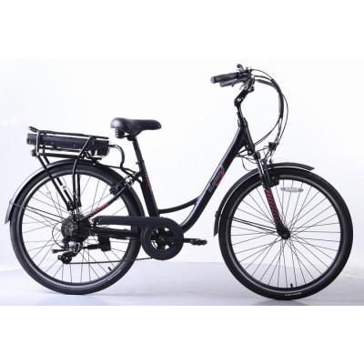 26 Electric city bike Aluminum Frame  36V 250W 8.8AH