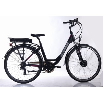700C Electric city bike  36V 250W 10.4AH