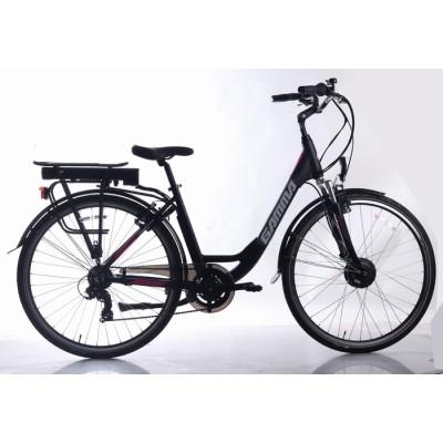 700C Electric city bike  36V 250W 10.4AH