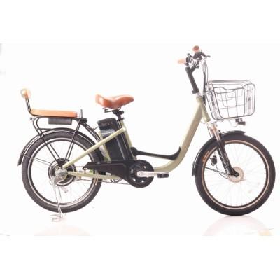 22 inch Electric city bike for Lady  48V  12AH 250W