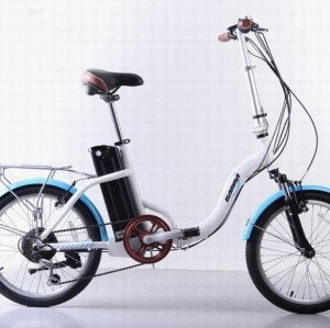 20 Steel Folding E-BIKE V Brake 36V 250W 8.8Ah