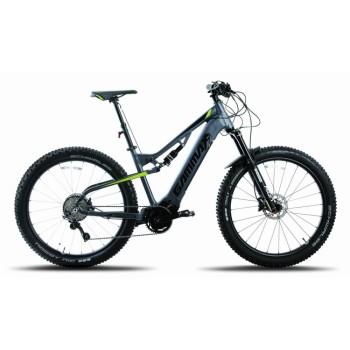 27,5 Алюминиевая рама 6061 мотор BAFANG 500 Вт / батарея Shimano 43 В 10,5 Ач