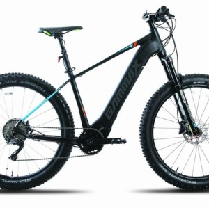 27.5 Fat Electric Bike Aluminium Frame /Suspension Fork/Disc Brake/500W 43V 10.5Ah