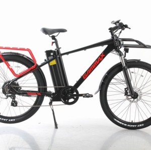 Trekking Electric Bike/26 Inch Aluminium 6061/Suspension fork/Disc brake/350W/36V 18.2Ah