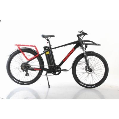 Trekking Electric Bike/26 Inch Aluminium 6061/Suspension fork/Disc brake/350W/36V 18.2Ah