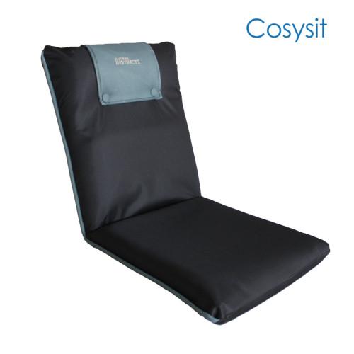 Cosysit 사우디 아라비아 직물 폴딩 비치 의자 스틸 튜브 명상 의자