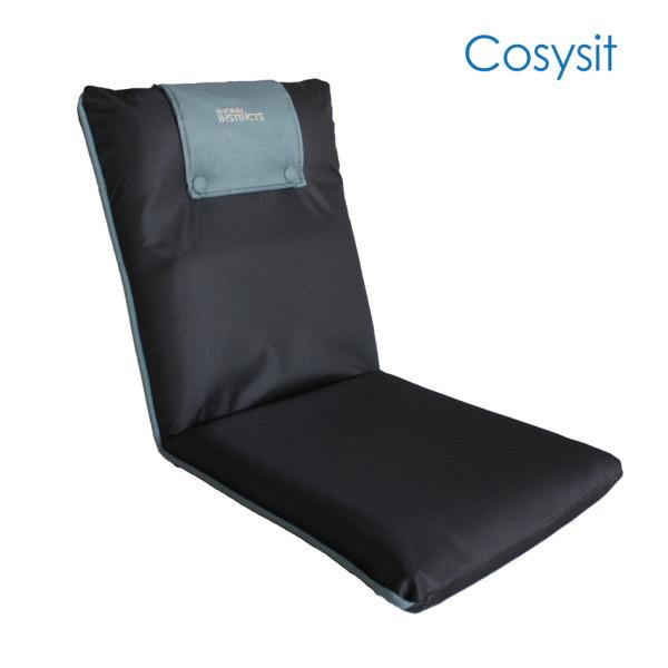 Cosysit saudi arabia fabric folding beach chair Steel tube meditation chair