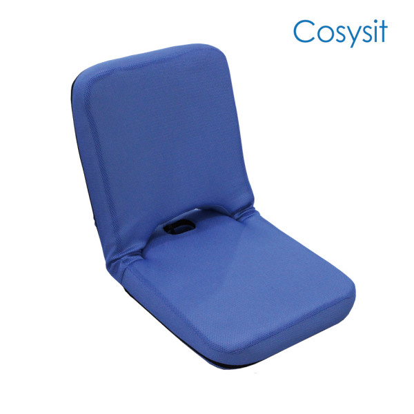 Cosysit japanese style lazy lounger sofa floor recliner chair with backrest