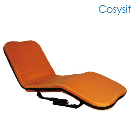 Cosysit chase lounger portable recliner floor sofa chair