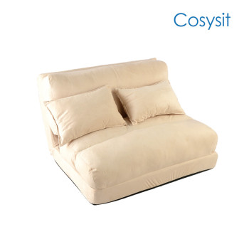 Cosysit functional folding sofa bed couch with storage