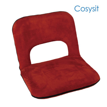 Cosysit Red Living room floor recliner chair