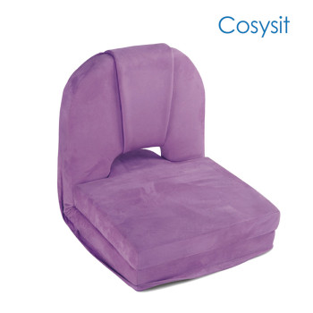 CosySit Extended single folding bed chair