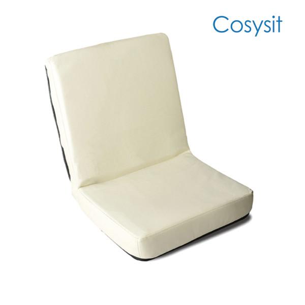 Cosysitハンドバッグスタイルのポータブルフロアチェア