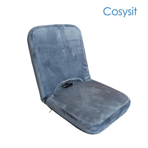 Cosysit Yoga folding chair with stripe pattern