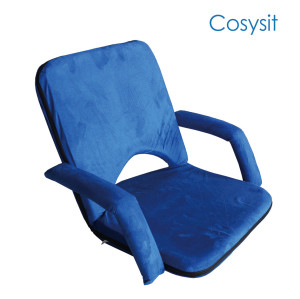 Cosyit colorful Armrest folding floor chair