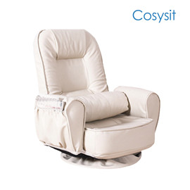 Cosysit adjustable floor recliner sofa chair