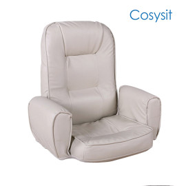 Cosysit adjustable four colors optional recliner sofa chair floor seat