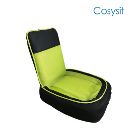Cosysit adjustable foam lounger cushion legless recliner floor chair