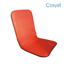 Cosysit multi-function living room soft fabric folding floor chair