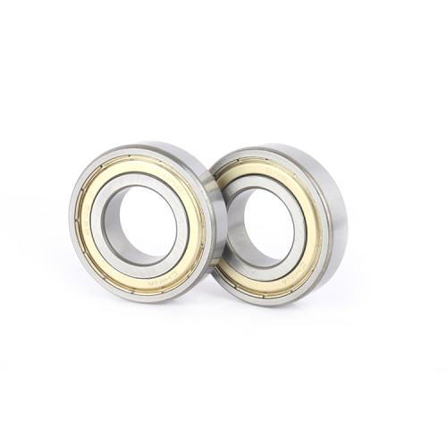 SUNBEARING Rodamiento rígido de bolas 6205/6206/6208 Plata 25 * 52 * 15 mm Acero al cromo GCR15