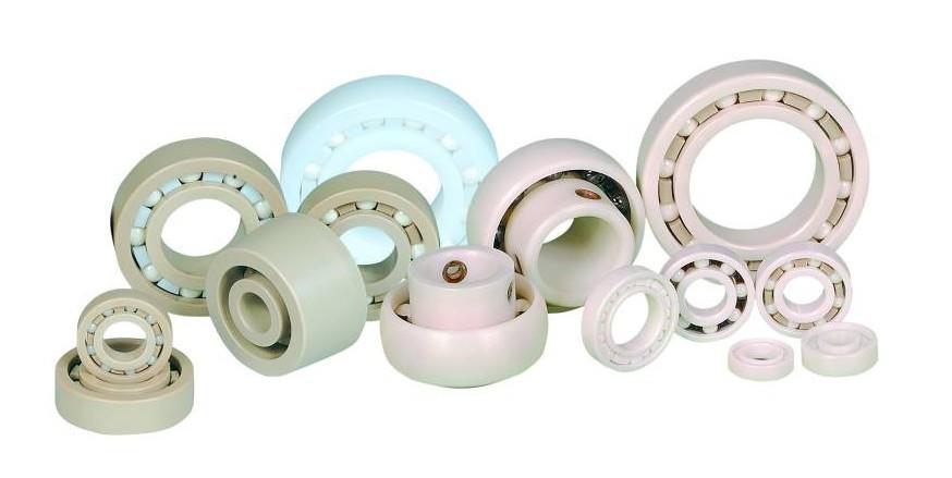 Rodamiento de bolas de cerámica