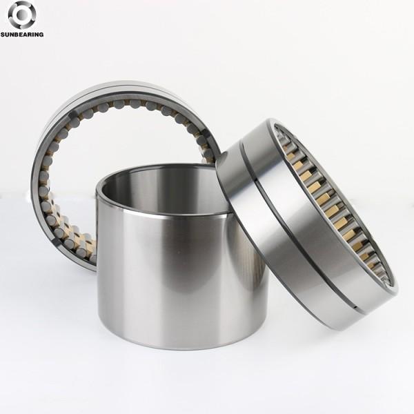 ПОДШИПНИК Цилиндрический роликовый подшипник FC6084218 Серебро 300 * 420 * 218 мм Хромированная сталь GCR15