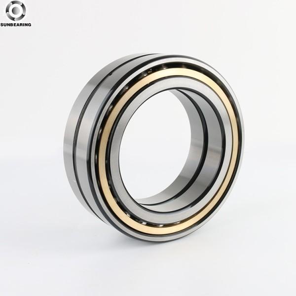 SUNBEARING Радиально-упорный шарикоподшипник 7328B Серебро 140 * 300 * 62 мм Хромированная сталь GCR15