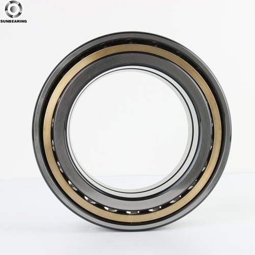 SUNBEARING الزاوي الاتصال اضعا الكرة 7328B الفضة 140 * 300 * 62mm الكروم الصلب GCR15