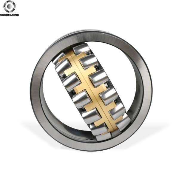 ПОДШИПНИК сферический роликовый подшипник 24144CA серебро 220 * 370 * 150 мм хромированная сталь GCR15