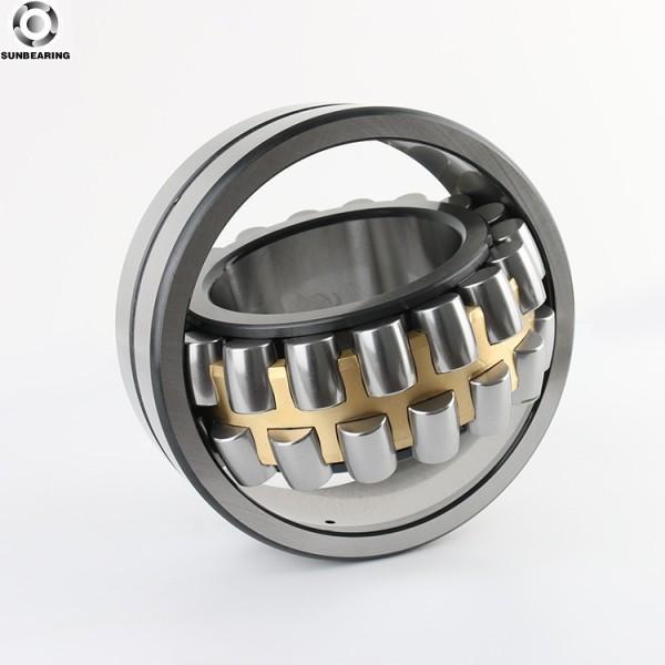 SUNBEARING Сферический роликоподшипник 22238CA Серебро 190 * 340 * 92 мм Хромированная сталь GCR15