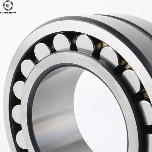SUNBEARING كروية أسطواني 22238CA الفضة 190 * 340 * 92mm كروم فولاذ GCR15