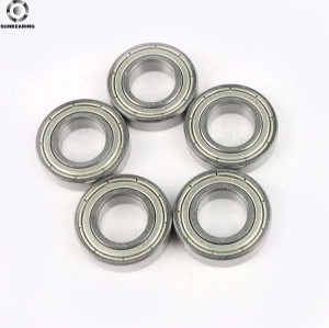 Chinese Manufacturer Deep Groove Ball Bearing 6901 ZZ 2RS