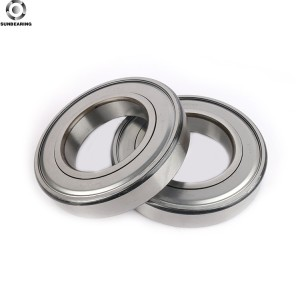Factory Famous Deep Groove Ball Bearing 6910 ZZ