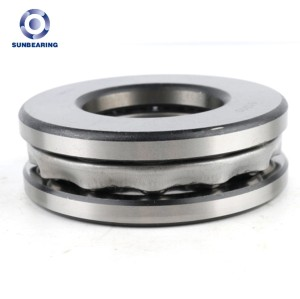 51310 Single Thrust Ball Bearing 50*95*31mm Chrome Steel SUNBEARING